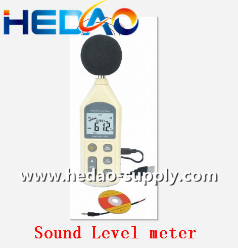 Measuring instruments Digital Portable Sound Level meter