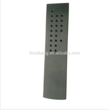 China oem custom metal case/DVD remote control aluminum