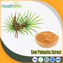 High Quality Saw Palmetto Extract, Fatty Acids Powder 25%