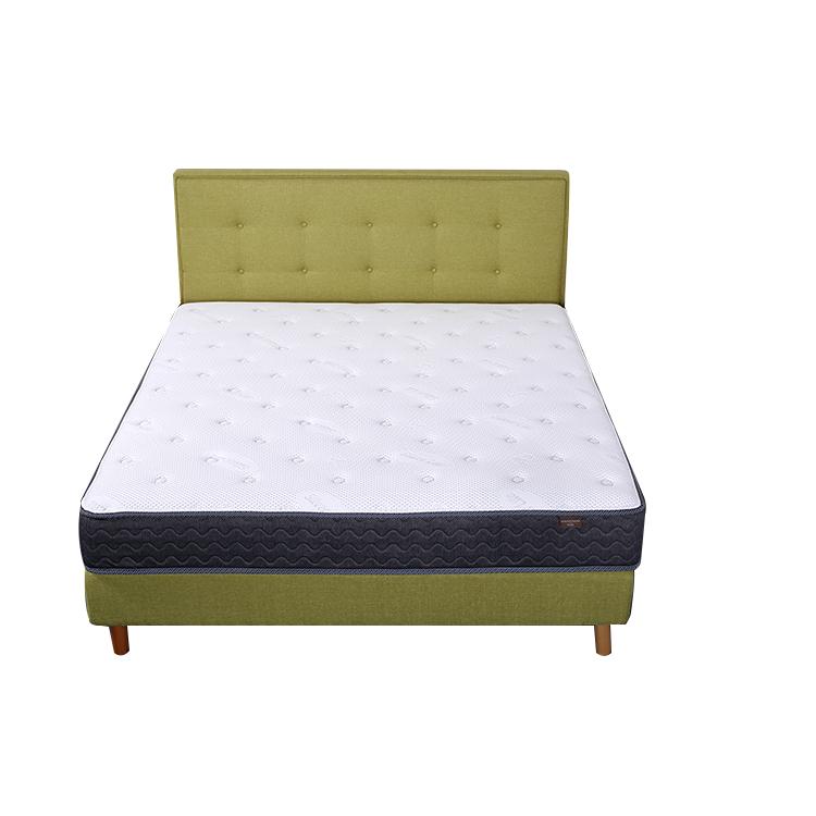 High quality Pocket Spring Bedroom Furniture Mattress with latex tooper - Jozy Mattress | Jozy.net