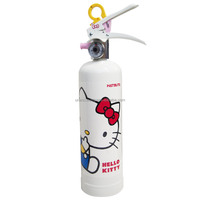 wholesale novelty gifts/2014 new products/Household Fire Extinguisher/Wet Chemical Stream/Hello Kitty/Nice to women