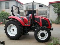 85HP four wheel hydraulic steering tractor
