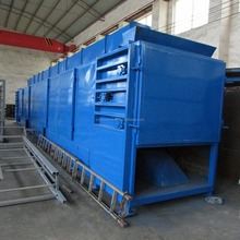 Coal Briquette Mesh Belt Drying Machine for Industry