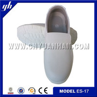 Efficiently prevent dust generating safety esd shoes/Anti-static dust free ESD shoe