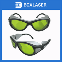 Newly Designerhigh quality 10600nm protecive wavelength CO2 Laser Safety Glasses laser safty goggles price