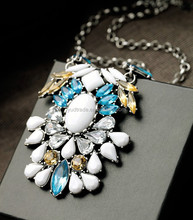 on line reseller alibaba express factory sole design squash blossom jewelry amazing Pumpkin turquoise flower necklace