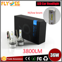 2016 LED Automobiles Motorcycles Lights H13