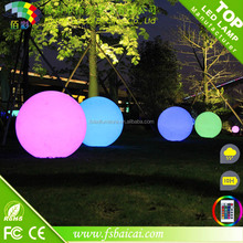 Garden Glow LED Balls Light