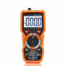 CN professional 6000 Counts Digital Multimeter with Frequecy Capacitance AC DC Voltage Current Test
