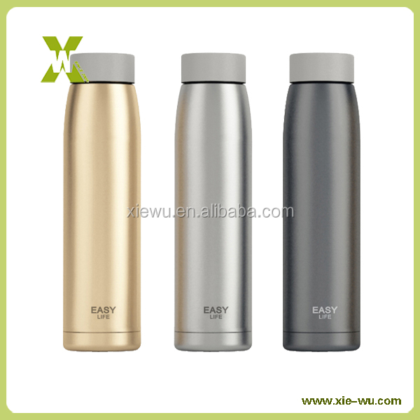 Customized Portable Fashion Vacuum Thermos Flask