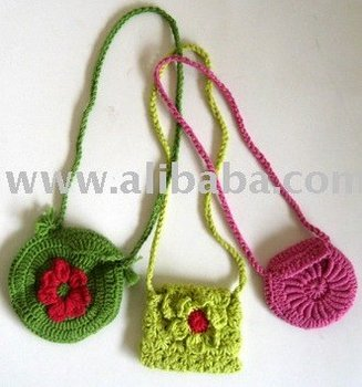 Childrens Hand Knit Purses - Buy Purses Product on Alibaba.com