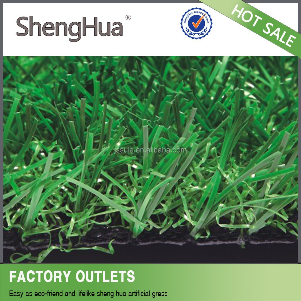 High UV-stability artificial grass tile easy installation