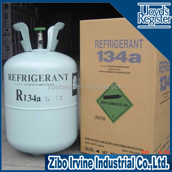small can refrigerant gas r134a for car air conditioner