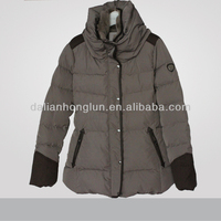 Fashion dnow lady jacket