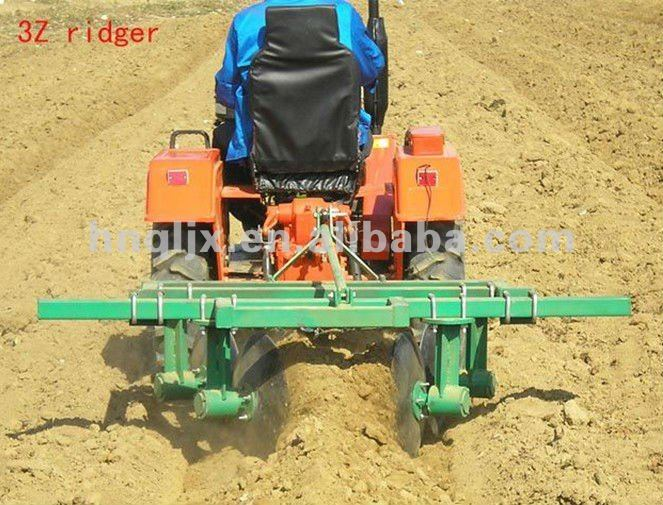 3Z series Disc Ridger -Z-80