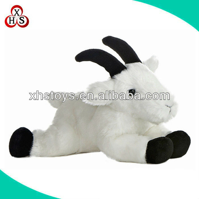 Custom made purple sheep, OEM plush toys