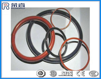High Chemical Resistance Different Sizes Teflon PTFE Viton O Ring