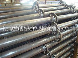 Ringlock scaffolding ,HDG ring lock scaffolding ,round ring clamp