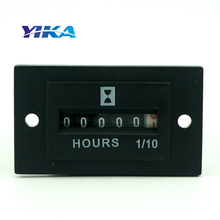 Wenzhou Yika SYS-2 6 Digit Digital Counter Diesel Engine Hour Meter