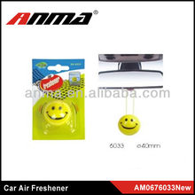 Auto advertising vanilla car air freshener car air freshener