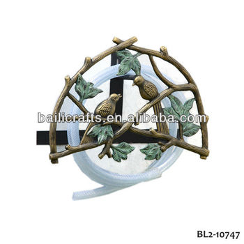 Cast Iron Hose Holder Buy Hose Holder Garden Hose Holder Metal Garden Accessory Product On