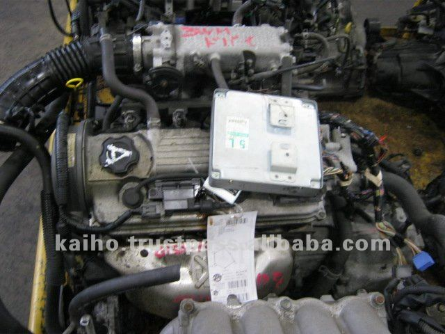 USED ENGINE SUZUKI G15A