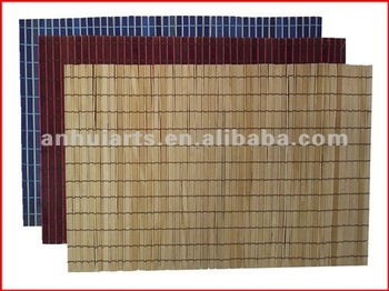 Eco-Friendly Bamboo placemat