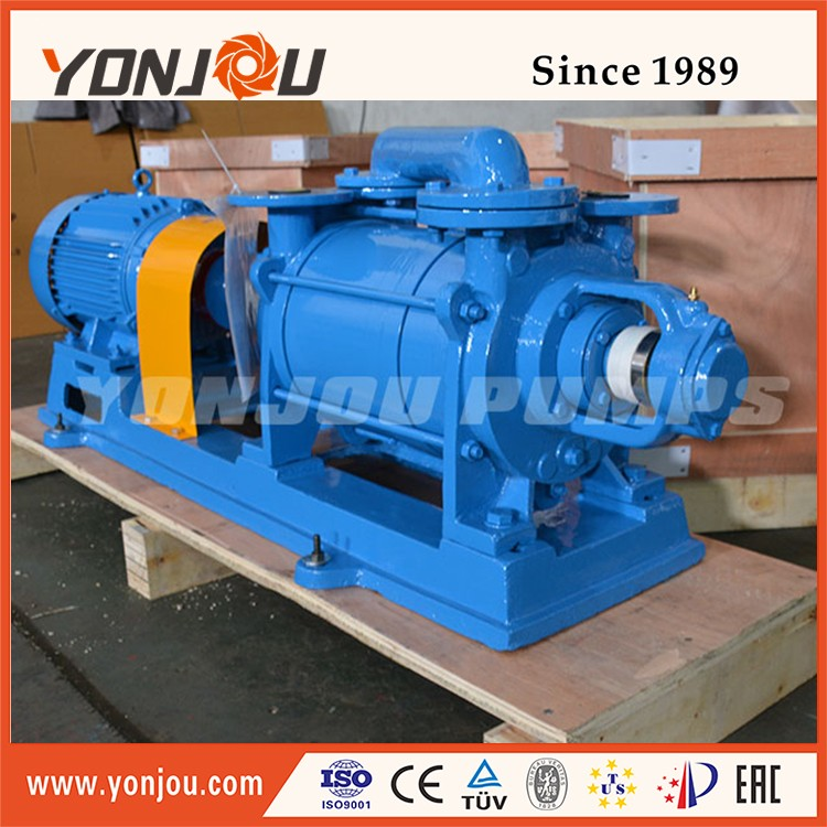 The vacuum pump china double stage water ring the vacuum pump