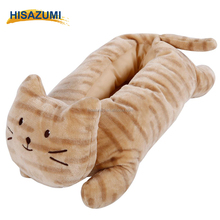 Hisazumi Ultra Soft Comfy Cat Cave Removable Pet Bed Printed Indoor Pet House