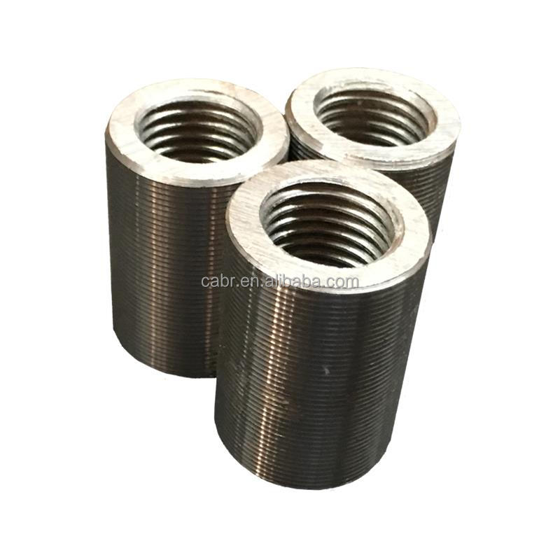Parallel Thread Rebar Coupler (12 - 40mm)