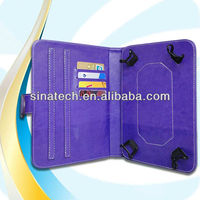 Universal tablet case for 7 inch touch pad,2013 new design.