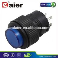 Daier unidirectional push button switch