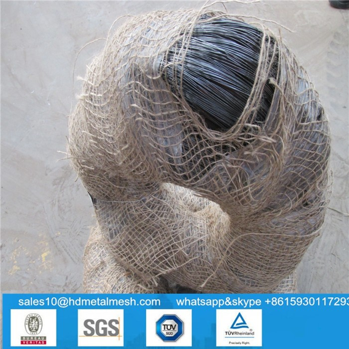 black annealed iron wire for Madagascar/Ghana and all Africa markets
