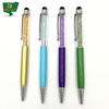 First Y221 Popular 2 in 1 Jewelled Crystal Bling Stylus Pen For Samsung Galaxy