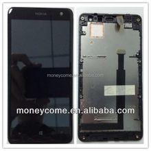 for nokia lumia 520 lcd digitizer assembly for Nokia n1320 touch replacement for nokia lumia 520 lcd assembly