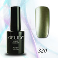 Gado private label camouflage cover professional nail art paint Metallic Gel