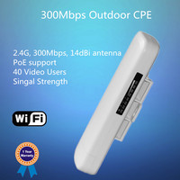 2.4GHz 300Mbps wireless outdoor AP/CPE