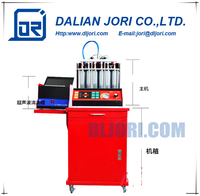 Injector Cleaner & Tester fuel injector diagnostic and cleaning machine