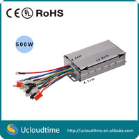 48V 500W Brushless DC Motor Controller Electric Tricycle Scooter Bicycle