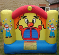 HOLA inflatable bouncer/used commercial bounce houses for sale