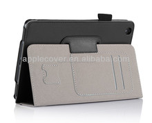High Quality Leather stand case for iPad Mini 2 with card slots , For apple ipad Mini 2 cover leather