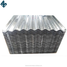 DX51D Z100 Galvanised Corrugated Steel Sheet