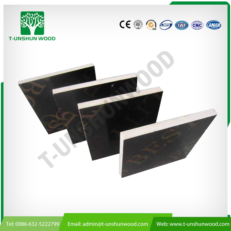 Popular Product of Used Plywood For Sale in T-unshun
