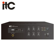 ITC Mini Mixer Power Amplifier with MP3/TUNER/BLUETOOTH for Sound System