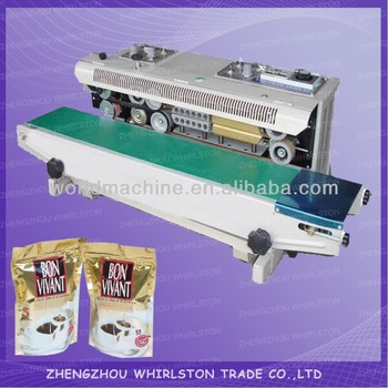 Y014 non woven bag sealing machine/ plastic film sealing machine