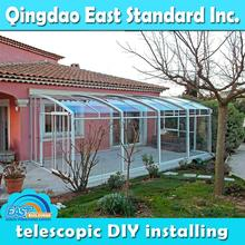 East Standard sliding balcony enclosure