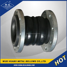 High Flexibility Rubber Bellow Expansion Joint with Flange
