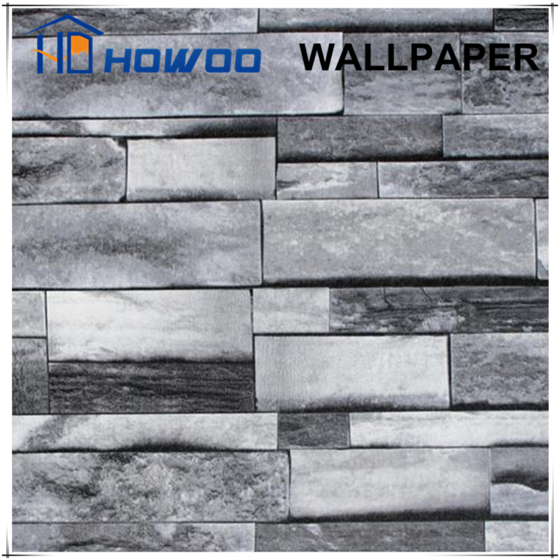 Howoo home decor interior 3d korean brick wallpaper