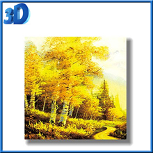 wall decorative 3d beautiful picture scenery