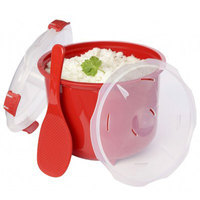 High-heat resistance cookware rice cooker microwave rice steamer